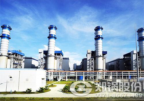燃气电站锅炉,燃气发电锅炉,发电用燃气锅炉