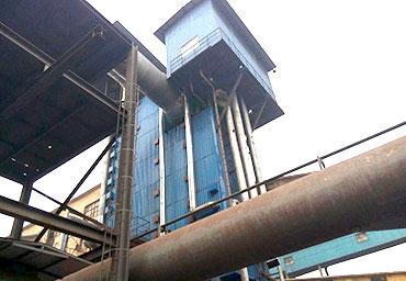 邯郸钢铁焦炉煤气回收发电锅炉项目