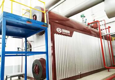 湖北中石化分公司燃油燃气锅炉项目