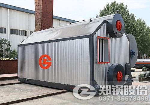 SZS17.5-1.25-Q燃气锅炉