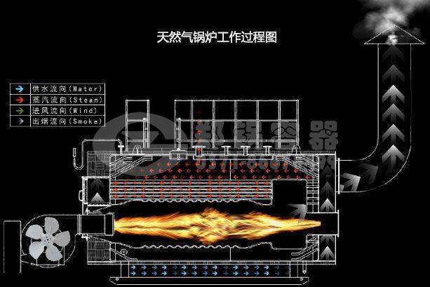 天然气锅炉工作过程图.jpg